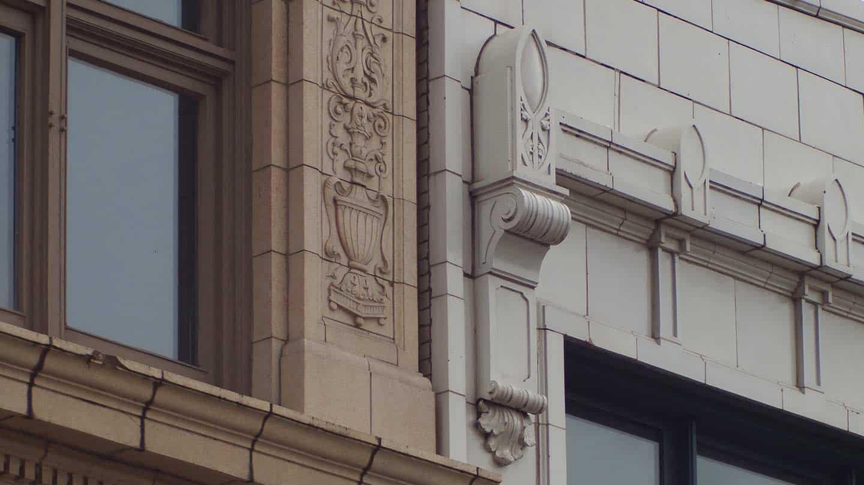 John C. Dunham Aurora Arts Center Exterior - Building Facade