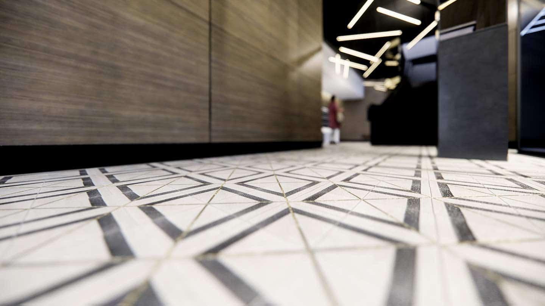 Artesan Lofts Interior Lobby