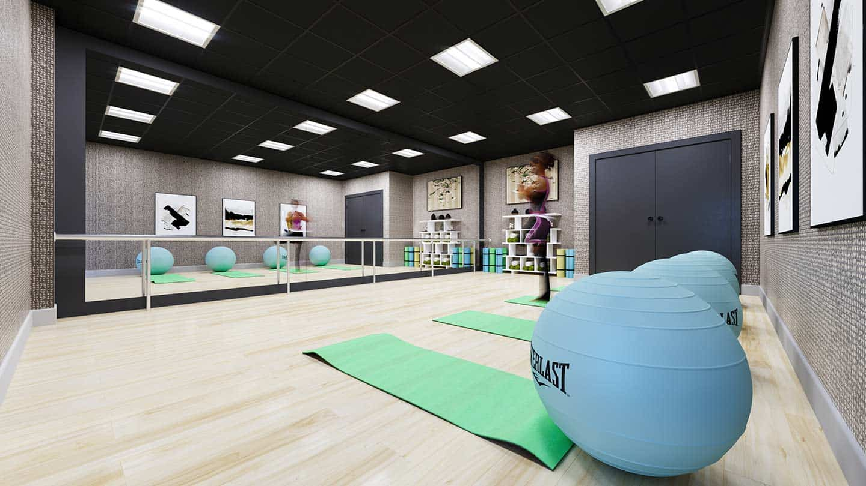 Artesan Lofts Movement Studio