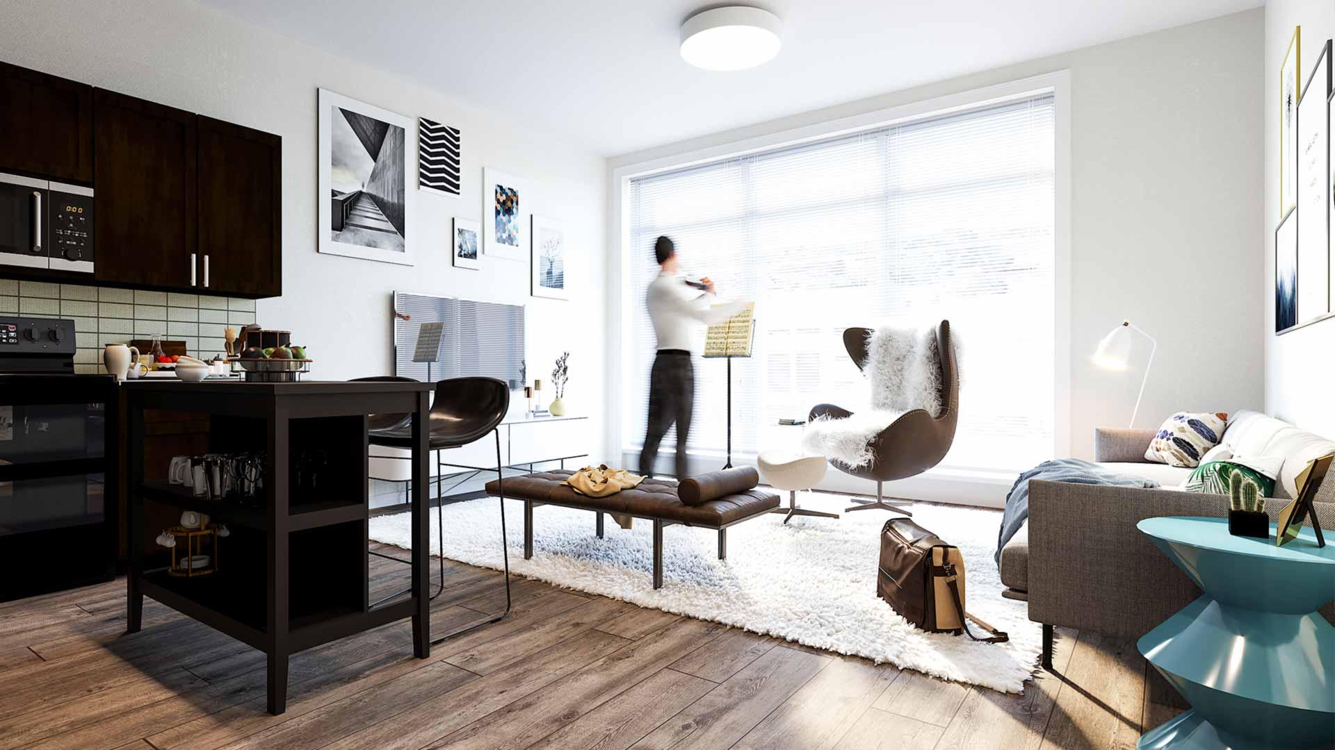 Artesan Lofts Aurora Apartments | Floor Plans